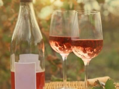 - Rosé wijn -