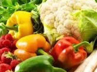 - Verse groenten - W