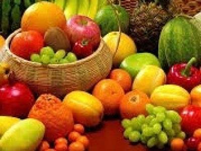 - Vers fruit - W
