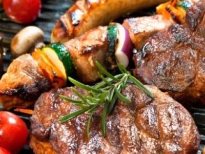 - Barbecue boxen - V