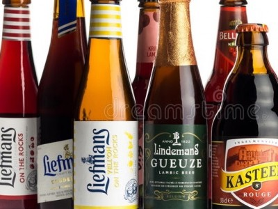 - Fruit bieren -