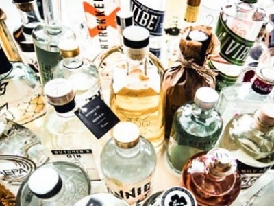 - Alle gins -