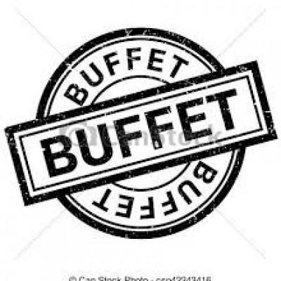 Buffet formules