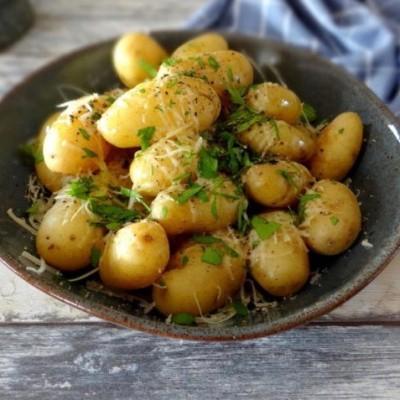 - Aardappelbereidingen - B