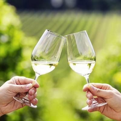 - Witte wijn -