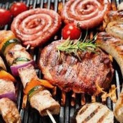 - Barbecue box - V