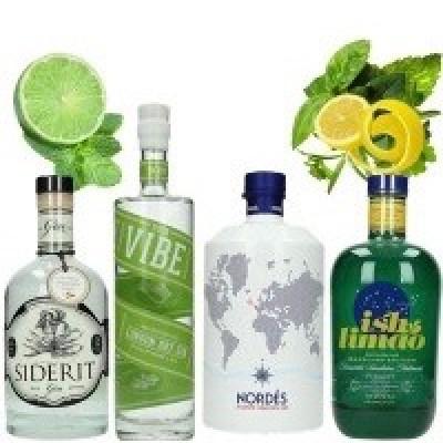 - Citrus gin -