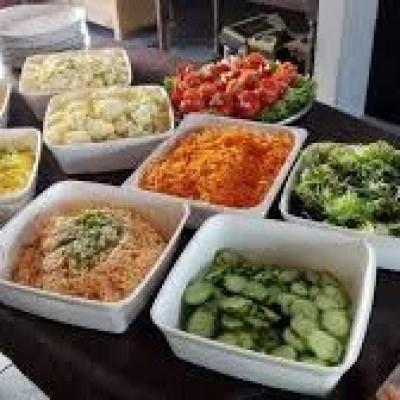 - Barbecue groenten -