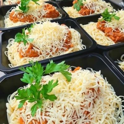 - Dagschotels pasta -