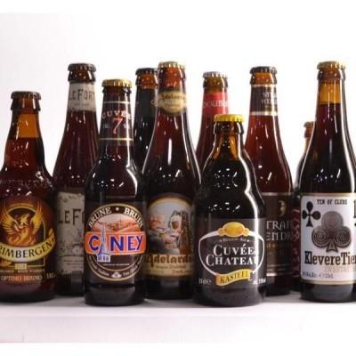 - Bruine bieren -