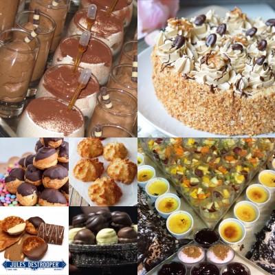 - Dessertbuffetten - D