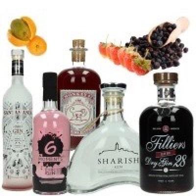 - Zoete gin -