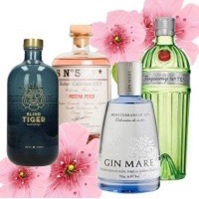- Florale gin -