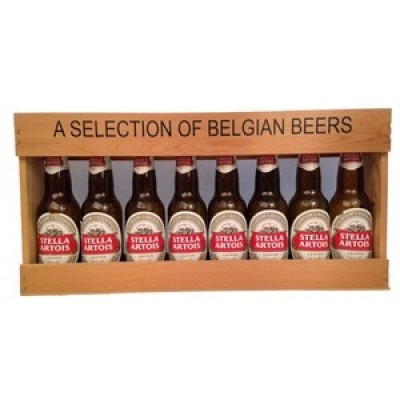 Bierbox halve meter 0,25 cl.