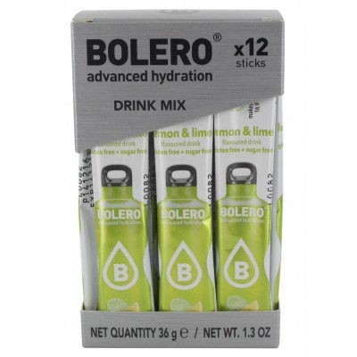 Bolero lemon & lime / box