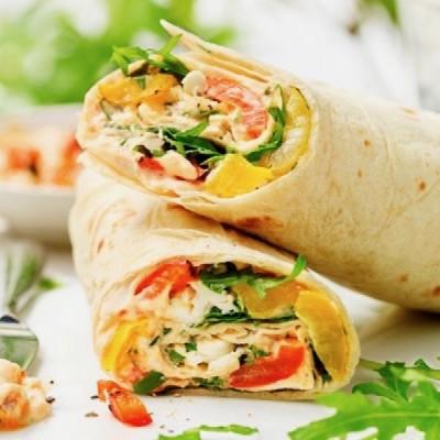 Wrap mozzarella / st.
