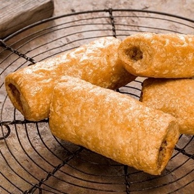 Worstenbroodje gehakt 100 gr.