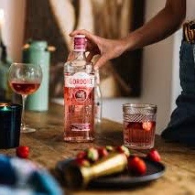 Gordon's Pink Gin / fles