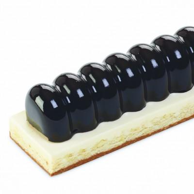 Infinity black / taart