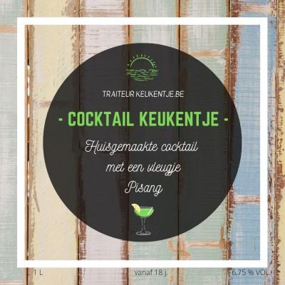 Cocktail keukentje / liter