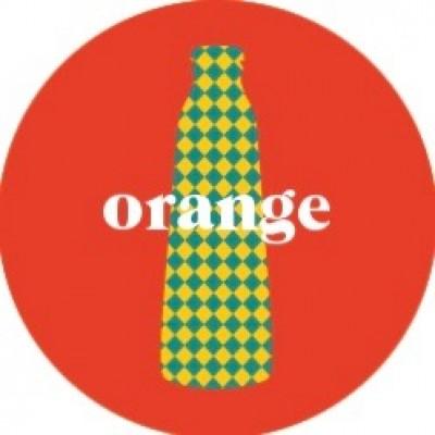 Looza orange / bak