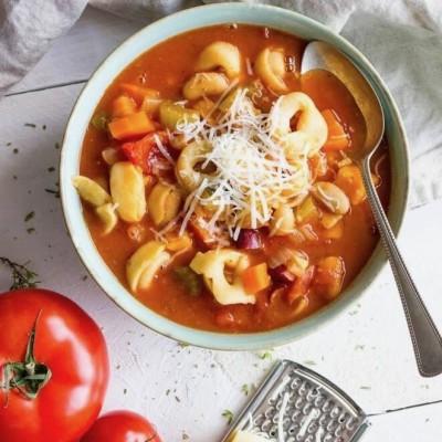 Italiaanse minestrone