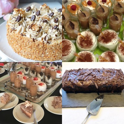 Dessertbuffet de luxe mix