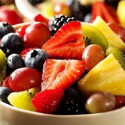 Vers exotisch fruitsla / kg