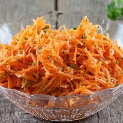 Geraspte wortelen / kg