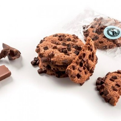 Choco chip cookie 40 gr.