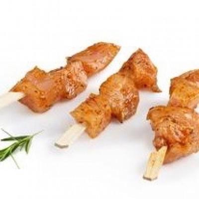 Barbecue kipsouvlaki / kg
