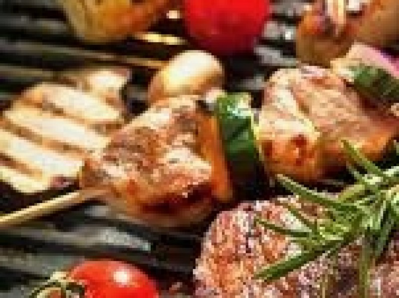 Bbq classic vlees