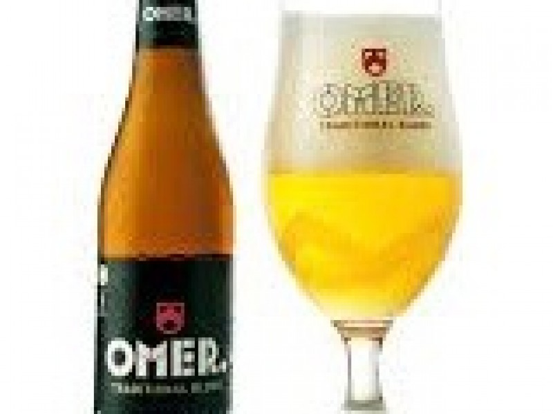 Omer blond / flesje