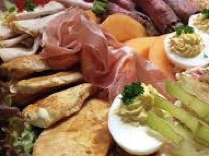 Koud buffet bourg. mix
