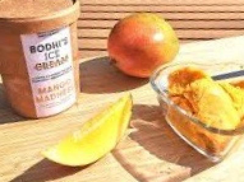 Bodhi's mango