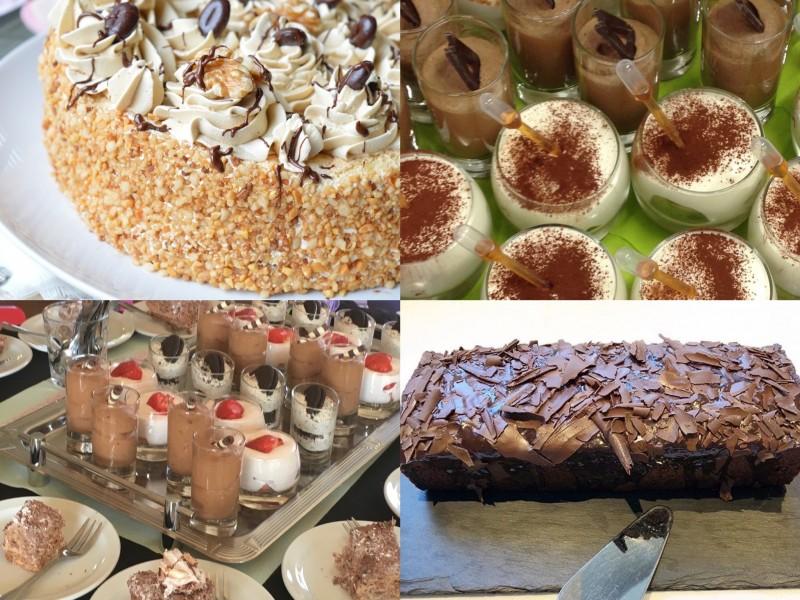 Dessertbuffet classic mix