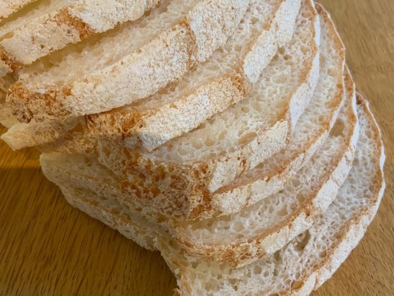 Wit brood / st