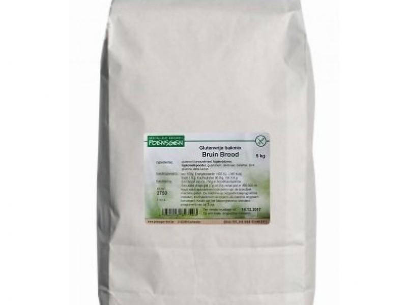 Broodmix bruin 5 kg