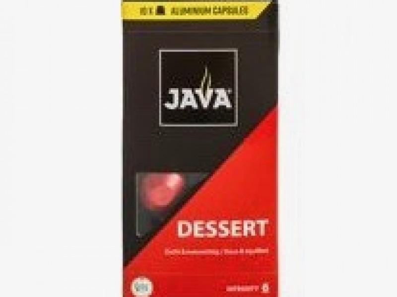 Koffiecapsules Dessert