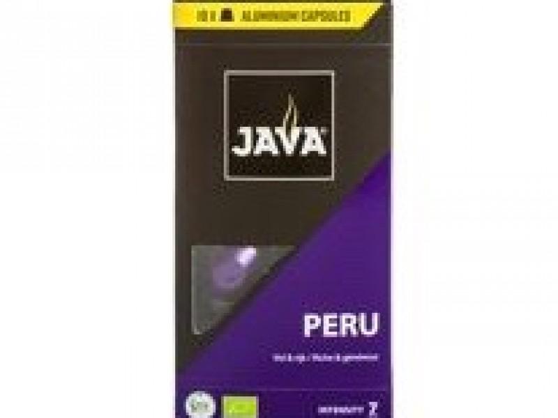 Koffiecapsules Peru