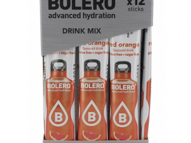 Bolero red orange / box