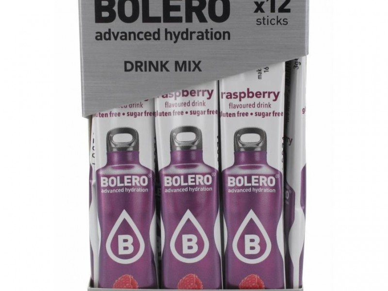 Bolero raspberry / box