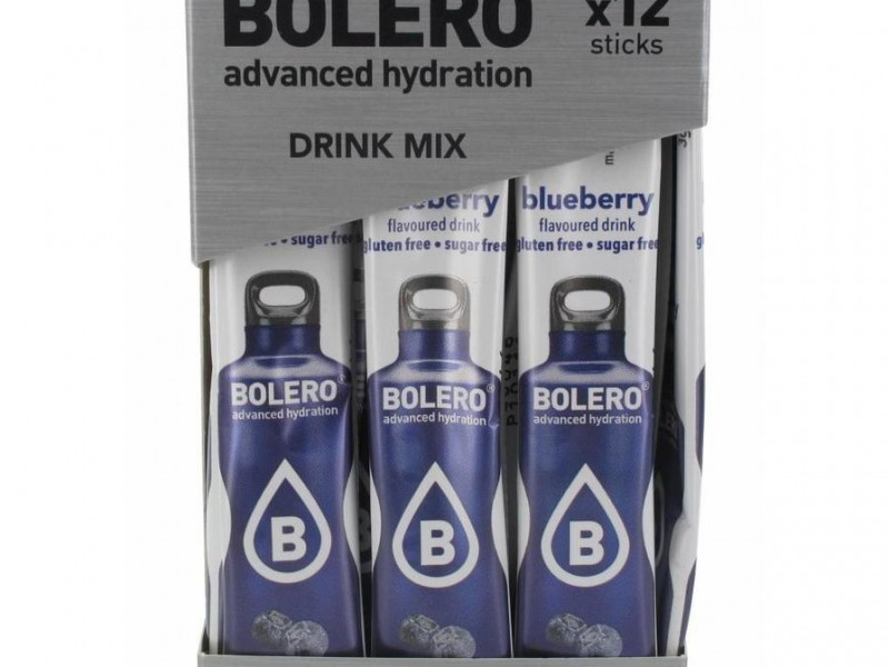 Bolero blueberry / box