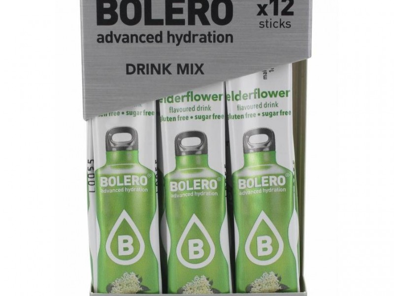 Bolero elderflower / box