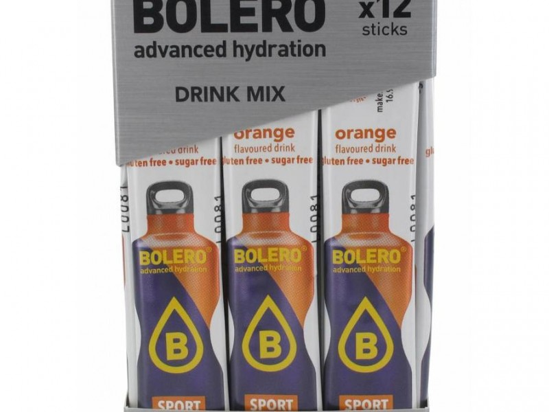 Bolero orange sport / box