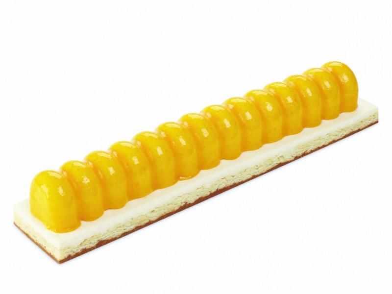 Infinity yellow / taart
