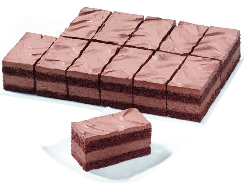 Chocoladegebakjes