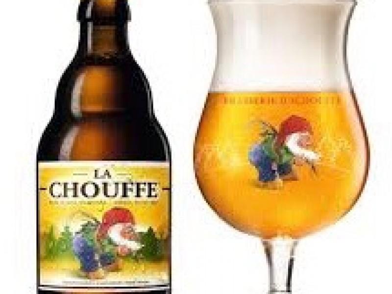La chouffe blond / flesje