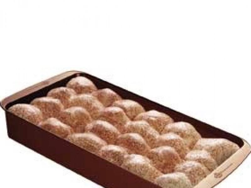 Profiterole bianco / taart