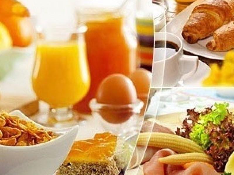 Ontbijttafel de luxe Moederdag